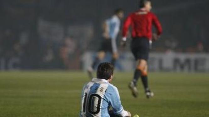 Lionel Messi di Copa America 2011