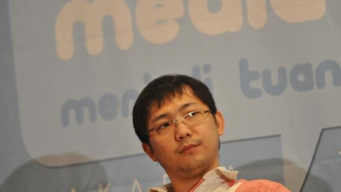 Juny Maimun/Acong pendiri indowebster