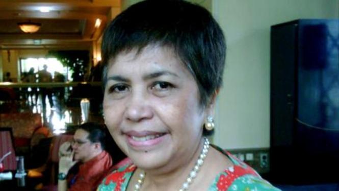 Dubes RI untuk Argentina, Nurmala Kartini Sjahrir.