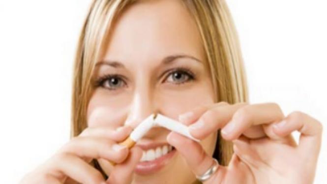 Wanita Anti Rokok