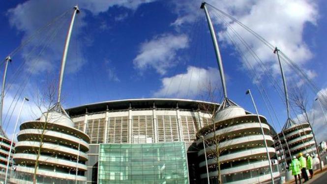 The Etihad Airways Stadium