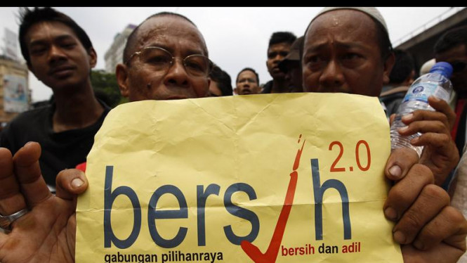 Demo Malaysia