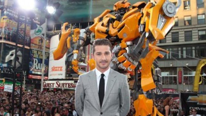 Shia LaBeouf Transformers