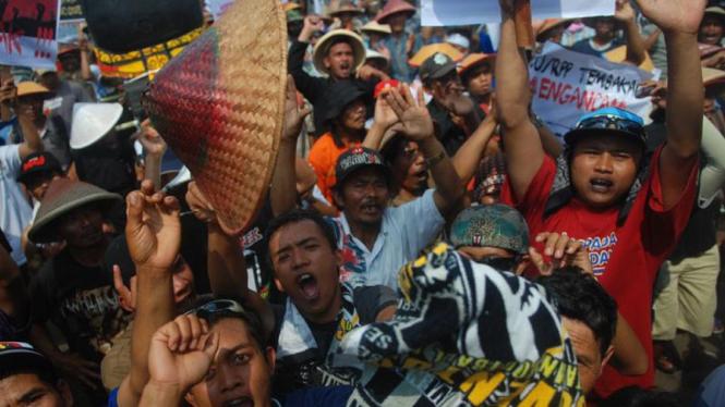 Demo Petani Tembakau