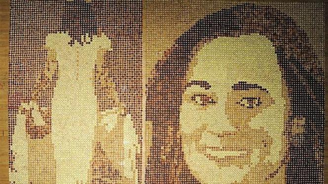 mozaic Pippa Middleton