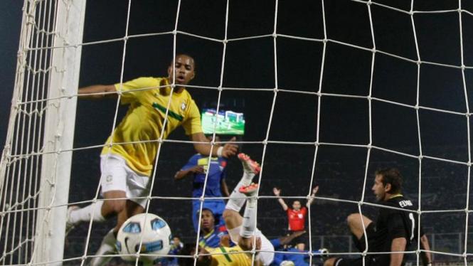 Copa America Brasil vs Ekuador