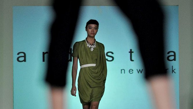 Fashion Show Ardistia New York (Relaxed Elegance)