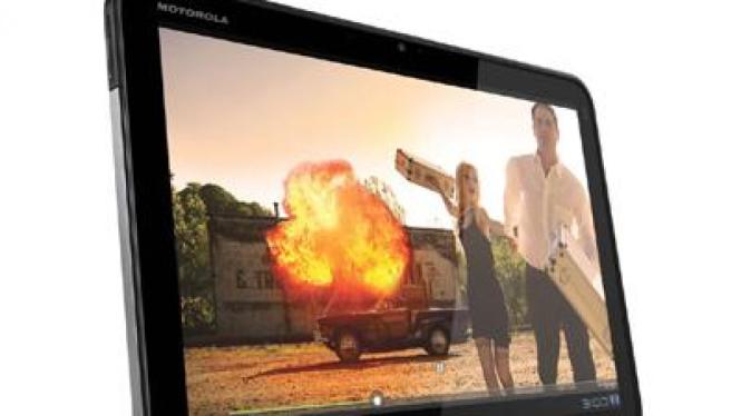Xoom, tablet PC berbasis Android dari Motorola