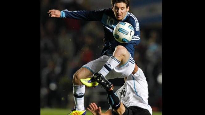 Copa America: Argentina vs Uruguay
