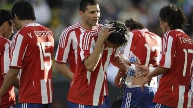 Pemain Paraguay