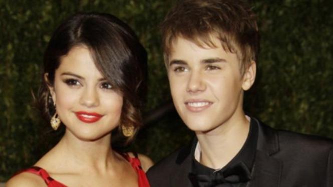 Selena Gomez dan Justin Bieber
