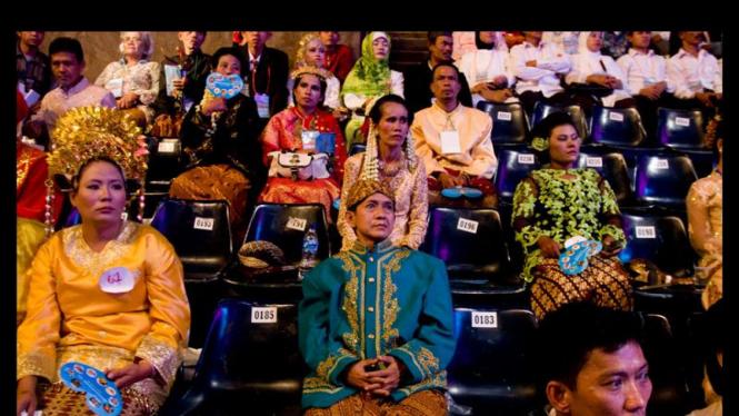 Kawin Massal Jakarta