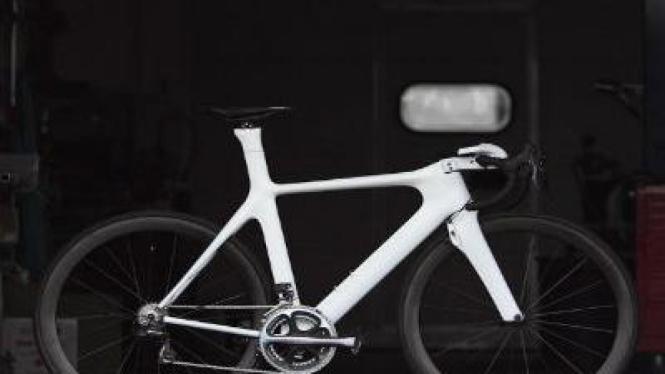 Sepeda Futuristik