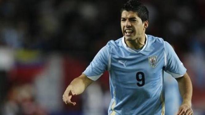 Uruguay ke Final Copa Amerika