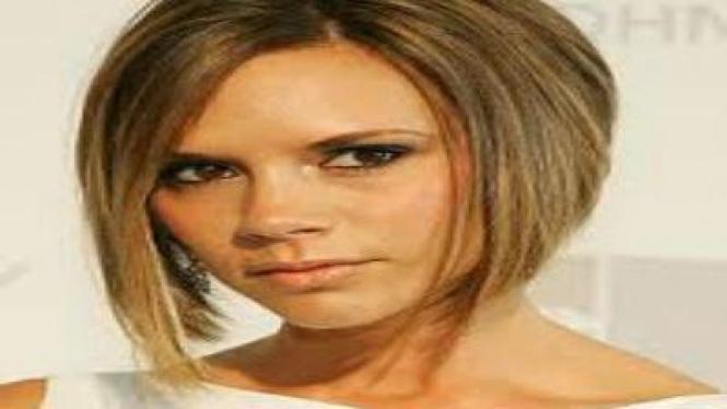 Potongan Rambut Victoria Beckham