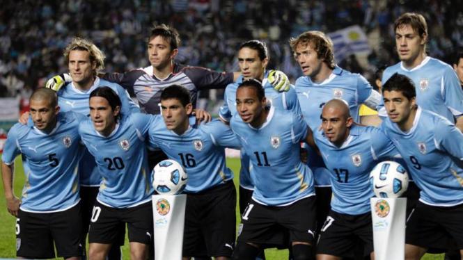 Timnas Uruguay