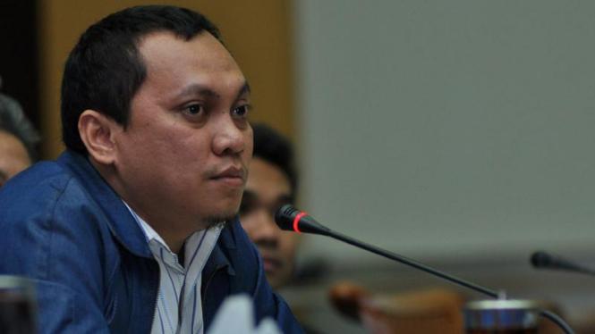 Gayus HP Tambunan RDP di Komisi III DPR