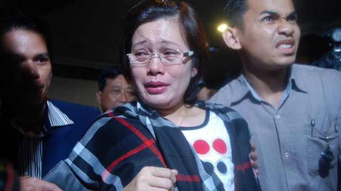 Mindo Rosalina Manulang Sidang Perdana Di Tipikor