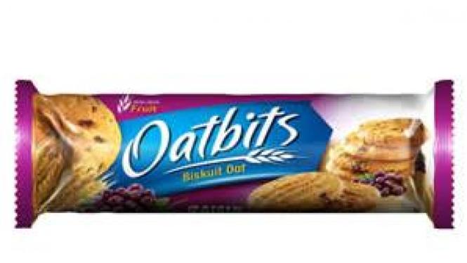 Biskuit Oatbits