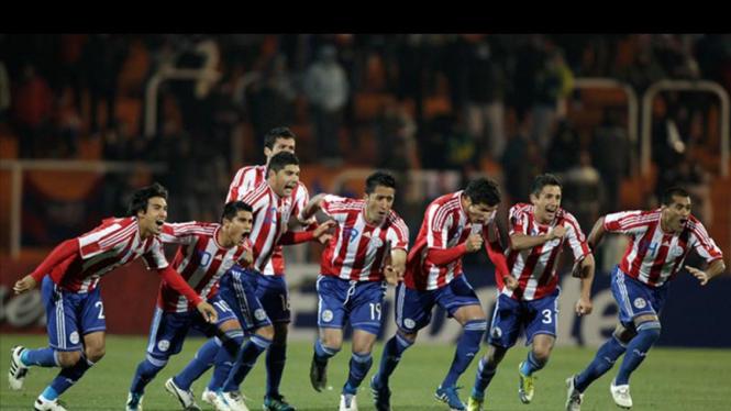 Copa america;Paraguay Vs Venezuela