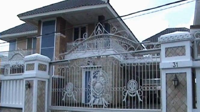 Rumah M Nasir di Pekanbaru