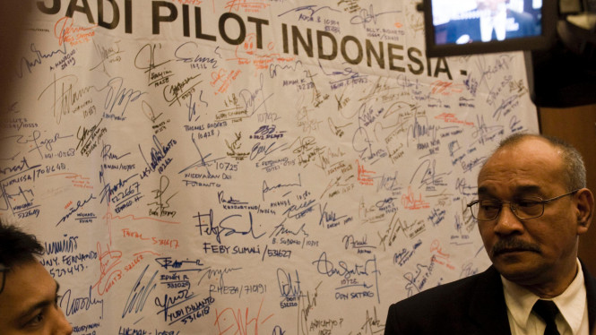 Pilot Garuda