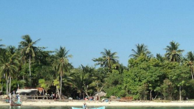 Pulau Gili Labak di Sumenep, Madura