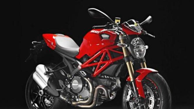 Ducati Monster 1100 EVO 2012