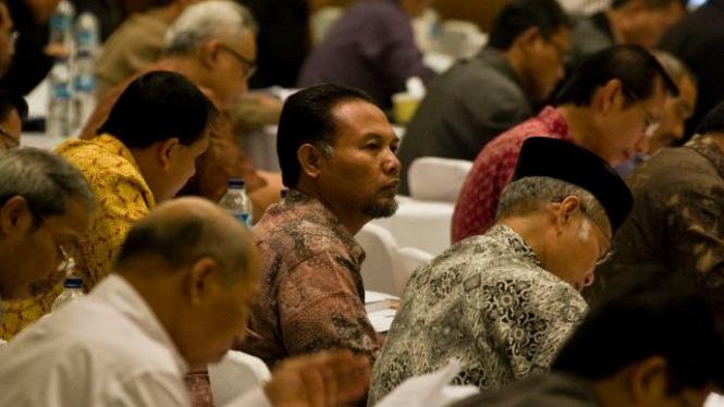 Test Calon Pemimpin KPK