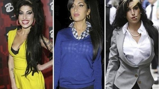 Gaya Amy Winehouse