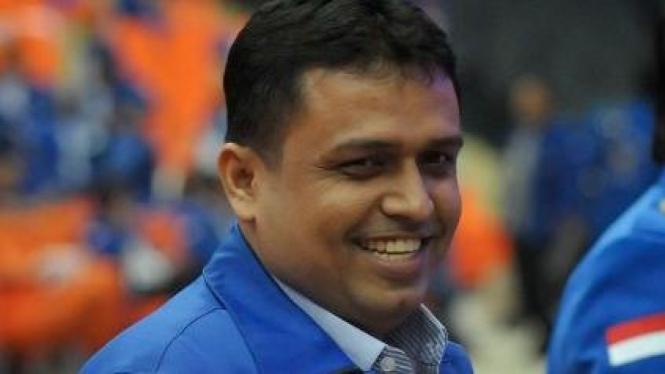 Muhammad Nasir (Demokrat)