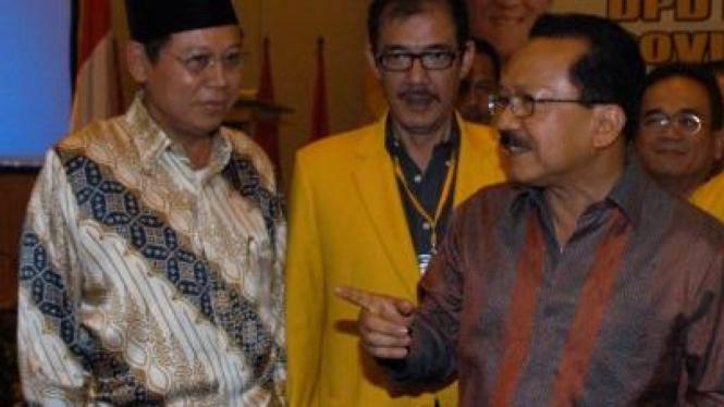 Djan Faridz, Prya Ramadhani dan Fauzi Bowo