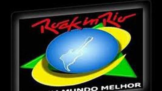 Ilustrasi Rock in Rio