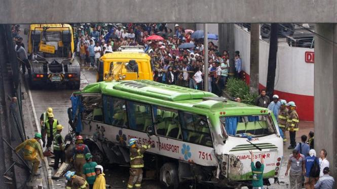 Kecelakaan Di Manila