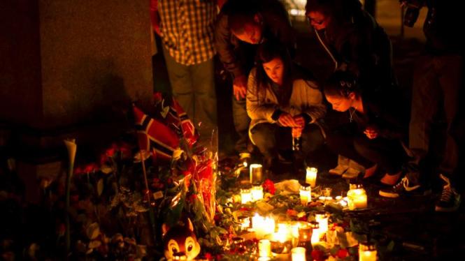 Peringatan Bom Norwegia