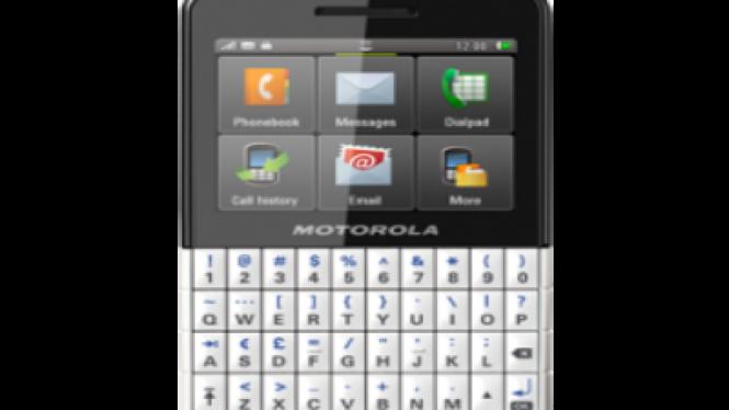 Handphone Motorola