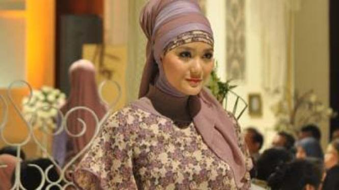 Hijab Floral