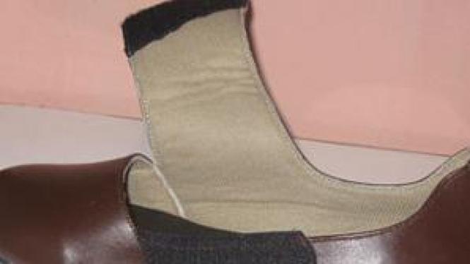 Sepatu khusus penderita diabetes