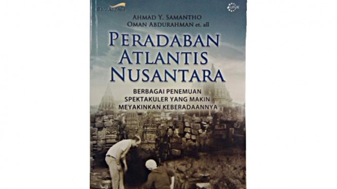 Buku Peradaban Atlantis Nusantara