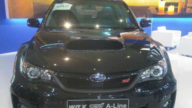 Subaru Impreza WRX STI A-Line E-5AT