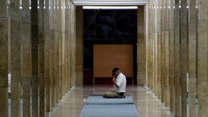 Aktivitas Di Istiqlal