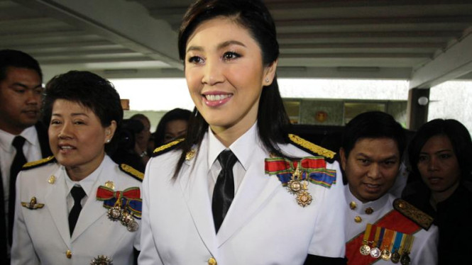 Perdana Menteri Thailand, Yingluck Shinawatra