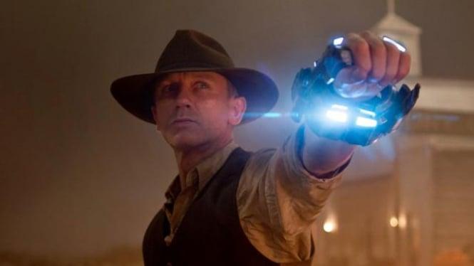 Film Cowboys & Aliens