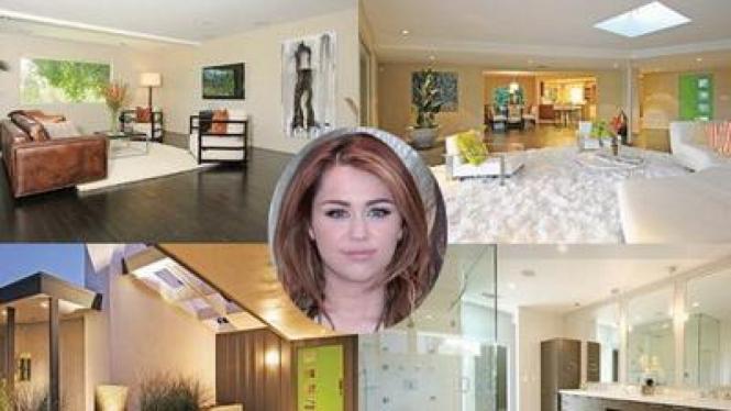 Rumah Miley Cyrus