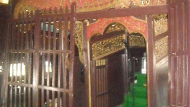 Masjid Jami' di Kampar 2