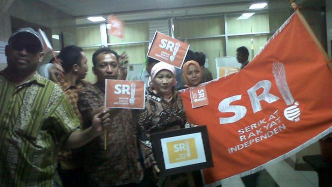 Pendaftaran Partai SRI, pengusung Sri Mulyani
