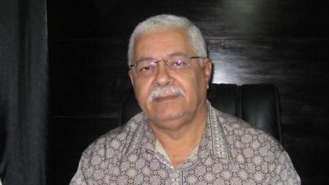 Dubes Palestina untuk Indonesia, Fariz al Mehdawi.