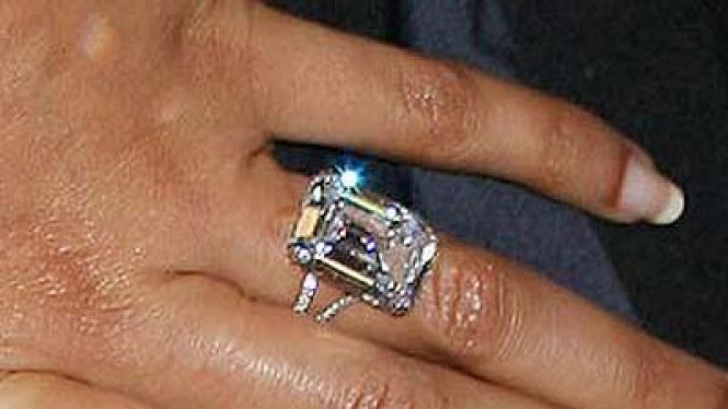 Cincin pernikahan Beyonce