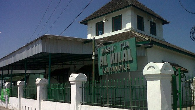 Masjid Al-Hilal, Katangka (Foto: Rahmat Zeena, Makassar)