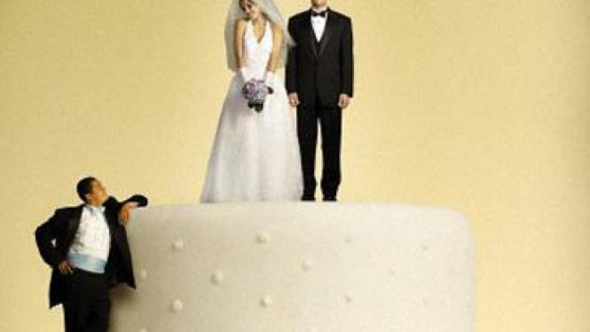 ilustrasi selingkuh saat pernikahan